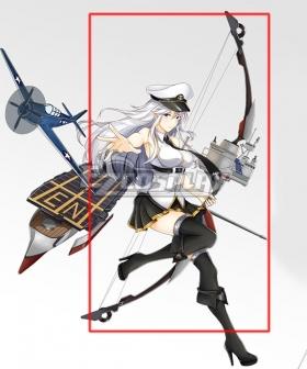 Azur Lane USS Enterprise Bow Cosplay Weapon Prop