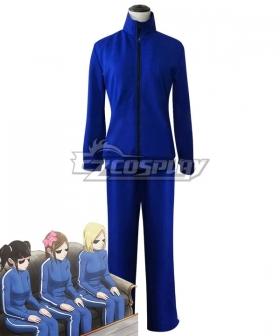 Back Street Girls Airi Yamamoto Mari Tachibana Chika Sugihara Sportswear Cosplay Costume