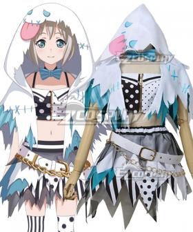 BanG Dream Afterglow Aoba Moca Halloween Cosplay Costume
