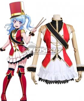 BanG Dream! Matsubara Kanon Cosplay Costume