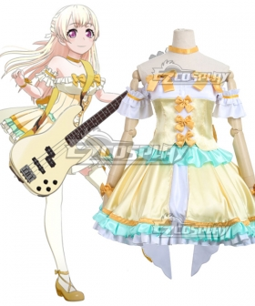 BanG Dream! Pastel*Palettes Chisato Shirasagi Cosplay Costume