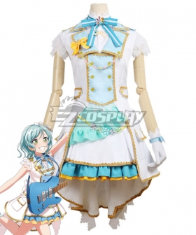 BanG Dream! Pastel*Palettes Hikawa Hina A Sparkling Stage Awaits Cosplay Costume