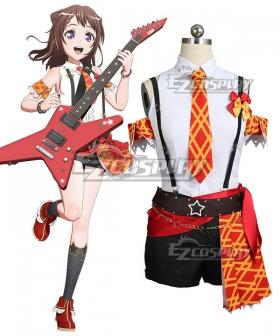 BanG Dream! Poppin' Party Kasumi Toyama Cosplay Costume