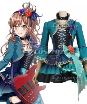 BanG Dream! Roselia Opera Of The Wasteland Imai Lisa Cosplay Costume