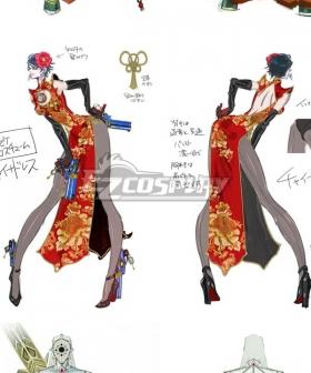 Bayonetta 2 Bayonetta Cheongsam Cosplay Costume