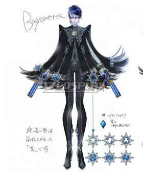 Bayonetta 2 Bayonetta Cosplay Costume