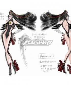 Bayonetta Bayonetta Change Cosplay Costume