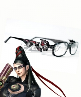 Bayonetta Bayonetta Glasses Cosplay Accessory Prop