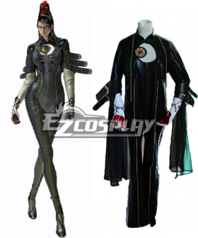 Bayonetta Game Cosplay Halloween Costume