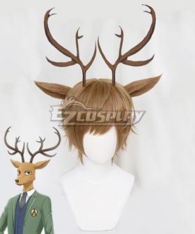 Beastars Louis Brown Cosplay Wig