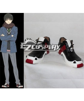 Beyond the Boundary Kyokai no Kanata Nase Hiroomi Cosplay Shoes