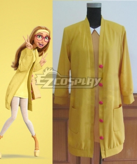 Big Hero 6 Honey Lemon Cosplay Costume