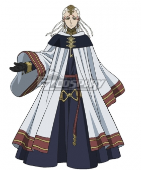 Black Clover Licht Patolli Cosplay Costume