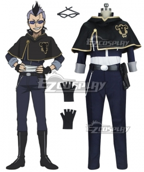 Black Clover Magna Swing Cosplay Costume