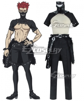 Black Clover Zora Ideale Cosplay Costume