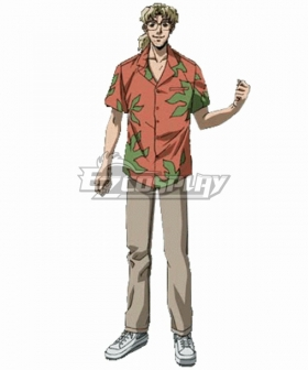 Black Lagoon Benny Cosplay Costume