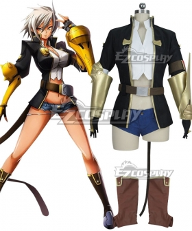Blazblue: Chronophantasma Bullet Cosplay Costume