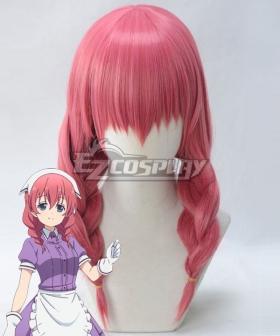 Blend·S Burendo Esu Miu Amano Red Cosplay Wig