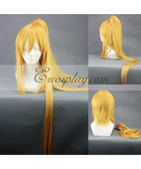 Brave10 Anastasia Yellow Cosplay Wig-050B