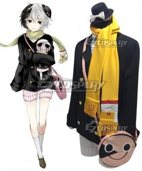 Bungou Stray Dogs Kyusaku Yumeno Cosplay Costume