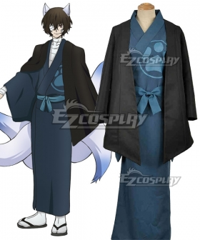 Bungou Stray Dogs Season 3 Osamu Dazai Kimono Cosplay Costume
