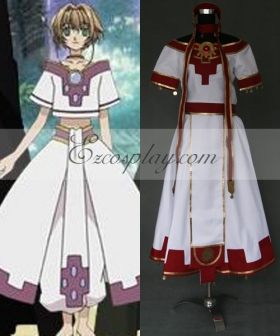 RESERVoir CHRoNiCLE Sakura Cosplay Costume