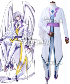 Cardcaptor Sakura: Clear Card Yue Cosplay Costume