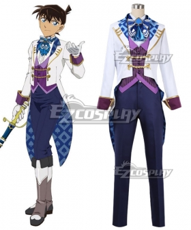 Case Closed Detective Conan Shinichi Kudo Secret Magic Show Cosplay Costume