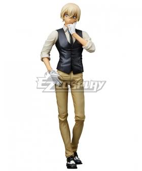 Case Closed Detective Conan Tooru Amuro Rei Furuya Bourbon Cosplay Costume