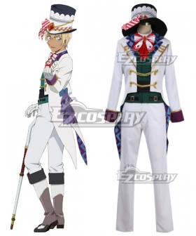 Case Closed Detective Conan Tooru Amuro Rei Furuya Bourbon Secret Magic Show  Cosplay Costume