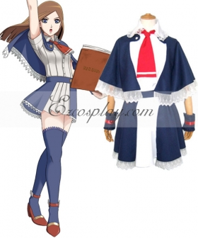 Castlevania Charlotte Aulin Cosplay Costume