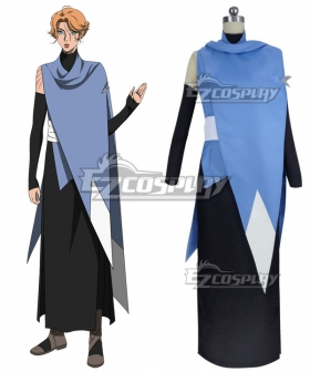 Castlevania Season 3 2020 Anime Sypha Belnades Cosplay Costume