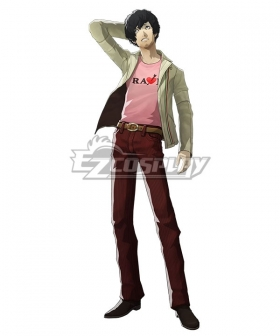 Catherine: Full Body Vincent Brooks Cosplay Costume