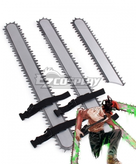 Chainsaw Man Denji Handwear Chainsaw Cosplay Weapon Prop