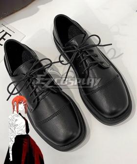Chainsaw Man Makima Comic Version Black Cosplay Shoes