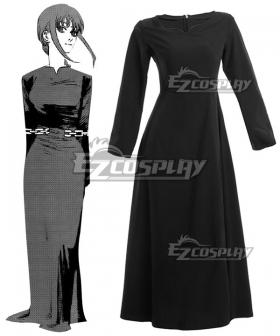Chainsaw Man Makima Dress Cosplay Costume