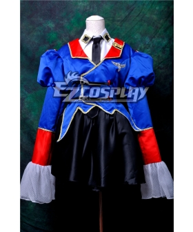 Code Geass Gaiden Layla Markale Unifrom Cosplay Costume-Y535