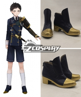 Touken Ranbu Atsu Toushirou Cosplay Shoes