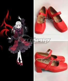 K Kushina Anna Cosplay Shoes