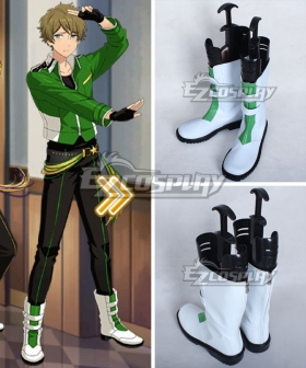 Ensemble Stars Midori Takamine Acrylic Figure White Shoes Cosplay Boots