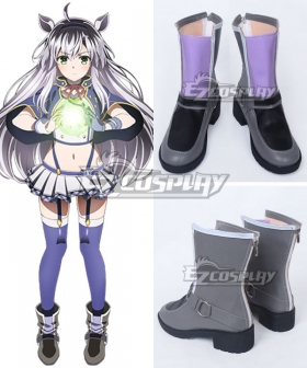 Akashic Records of Bastard Magic Instructor Rokudenashi Majutsu Koushi to Akashic Records Sistine Fibel Cosplay Shoes