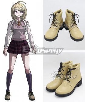 Danganronpa V3: Killing Harmony Akamatsu Kaede Yellow Shoes Cosplay Boots