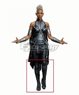 Marvel X-Men Apocalypse X Men Storm Ororo Munroe Black Cosplay Shoes
