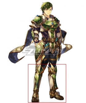 Fire Emblem Heroes The Panther Abel White Shoes Cosplay Boots