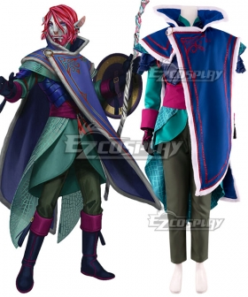 Critical Role Caduceus Clay LV13 Cosplay Costume