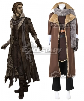 Critical Role Caleb Widogast Cosplay Costume