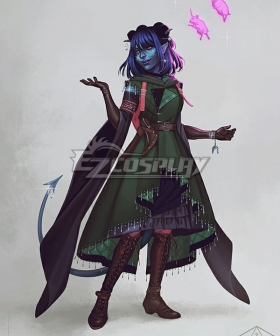 Critical Role Jester Lavorre Cosplay Costume - B Edition