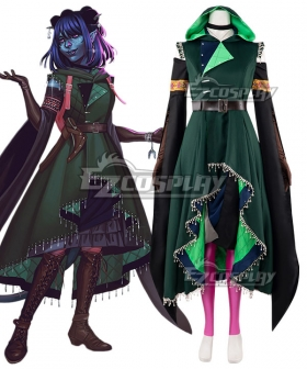 Critical Role Jester Lavorre Lv10 Cosplay Costume