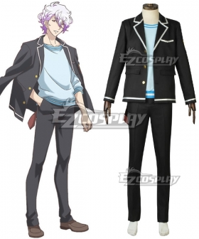 Cute High Earth Defense Club HAPPY KISS! Kyoutarou Shuzenji Cosplay Costume