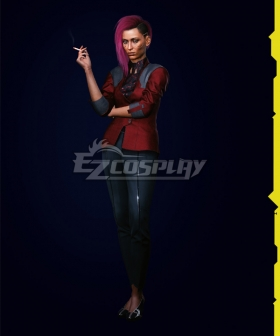 Cyberpunk 2077 V Female Corporate Cosplay Costume